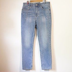 Elizabeth & James High Rise Stovepipe Jeans
